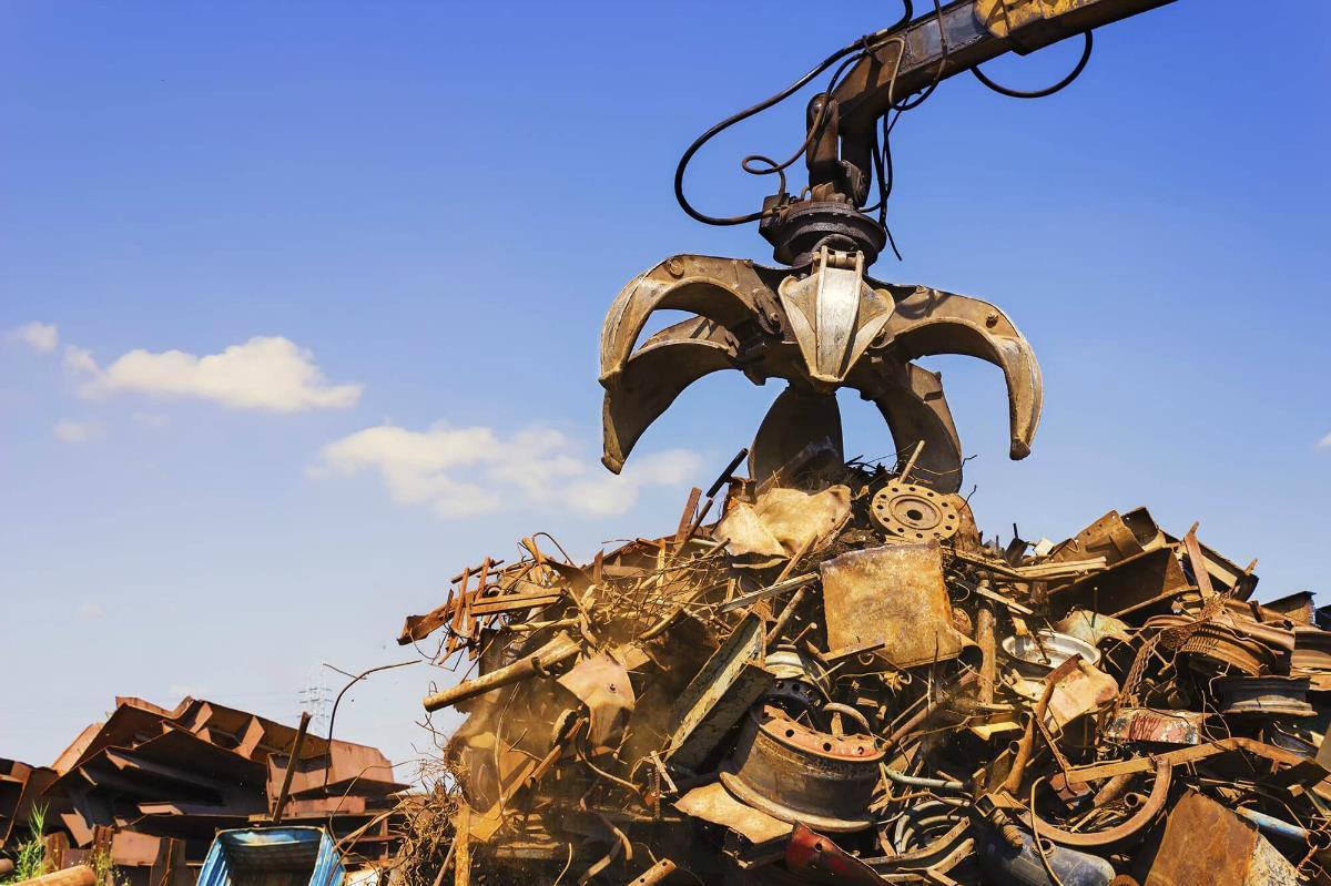 Recyclage aluminium, RVS, zink